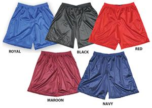 "Fit2Win Mens Husky Big-N-Baggy 9"" Mesh Shorts"