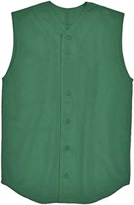Martin Full Button Baseball Mesh Vests