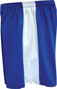 "Fit 2 Win Men's Captain 8"" Royal/White Shorts"