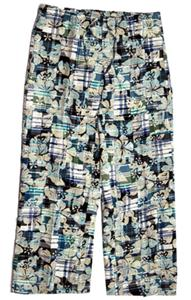 "Fit2Win Jenny Madras Lounge Pants 32"" Inseam - MU"