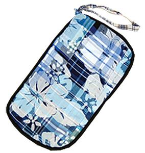 Fit 2 Win Madras Loop Wristlet Bag - MU