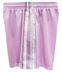 Fit 2 Win Savannah Tricot Mesh 5&quot; Purple Shorts