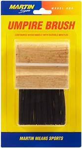 Martin Sports Baseball Umpire Brush