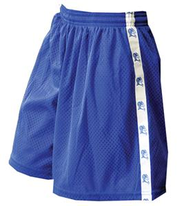 Womens Mascot Duke Blue Devils Mesh College Shorts