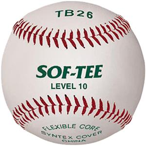 Martin Sports Level 10 Official League Tee Balls