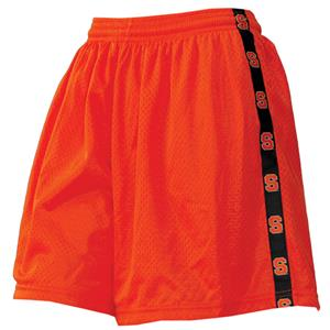Womens Girls Mascot Syracuse Mesh College Shorts