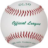 Martin Sports Official League Raised Seam Baseball