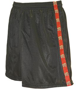 Womens Mascot Maryland Terps Mesh College Shorts