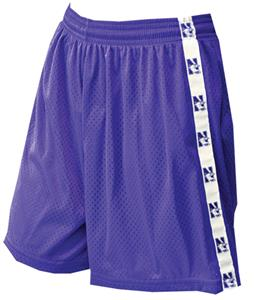 Womens Mascot Northwestern College Mesh Shorts