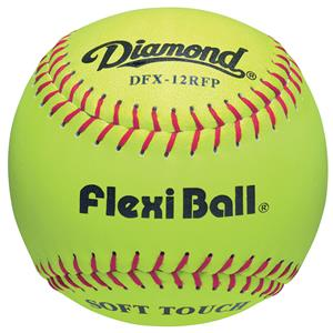 "Diamond DFX-12RFP Optic Leather 12"" Softballs"