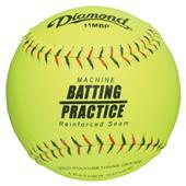 """Diamond 11MBP Pitching Machine 11"""" Softballs"""