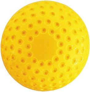 Martin Pitching Machine Yellow Softballs
