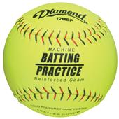 "Diamond 12MBP Pitching Machine 12"" Softballs"