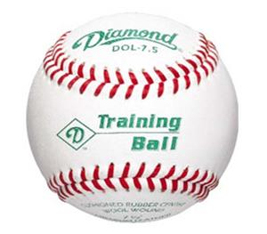 "Diamond DOL-7.5 Reduced Size 7.5"" Training Balls"