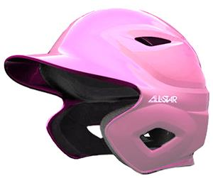 ALL-STAR Pink System Seven BH3000 Batting Helmets