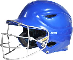 ALL-STAR S7 BH3000FG Batting Helmets w/Face Guards