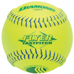 Diamond Flyer Fastpitch USSSA Blue Stitch Softball