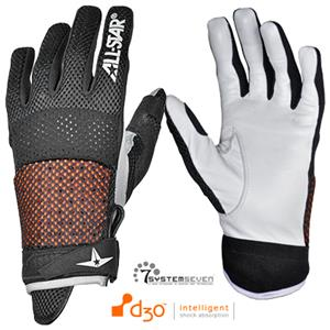 All-Star Youth BG4000 Baseball Batting Gloves