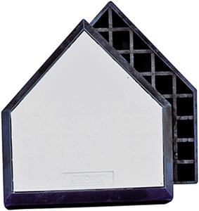 Martin Sports In-Ground Home Baseball Plate