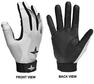 ALL-STAR Youth BG3000 Baseball Batting Gloves