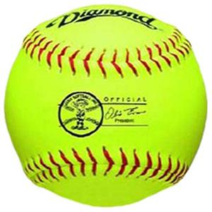 "Diamond 12RYSC DIXIE Youth 12"" Softballs C/O"