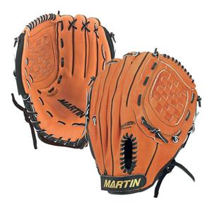 "Martin Baseball/Softball 12.5"" Pro Series Gloves"