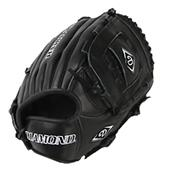 "Diamond Cross-Link 12.25"" Infield/Pitchers Gloves"