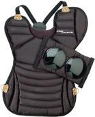 Martin Sports Girls Chest Protector w/Breast Plate