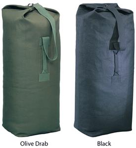 Martin Jumbo Canvas Duffle Bag