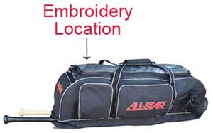 ALL-STAR BB6005 Baseball/Softball Equipment Bags