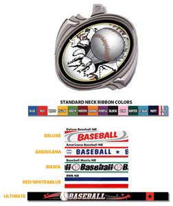 Hasty Awards Baseball Bust-Out Insert Medals
