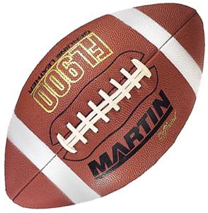 Martin Official Size Composite Leather Football