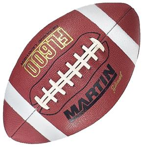 Martin Junior Size Composite Leather Football