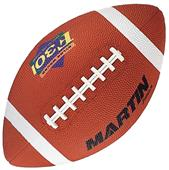 Martin Junior Size Rubber Football