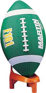 Martin Sports Rainbow Nylon Wound Footballs