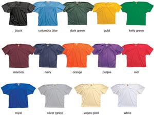 Martin Football Practice/Game Jerseys