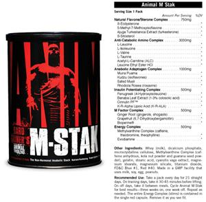 Animal Testosterone Booster