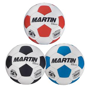 Martin Classic PU Leather Soccer Balls