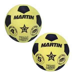 Martin Sports Indoor Tough Nylon Cover Soccer Ball