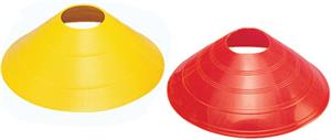 Martin Sports Saucer Field Cones (Pack of 12)