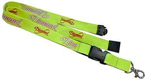 Diamond Baseball/Softball Lanyards