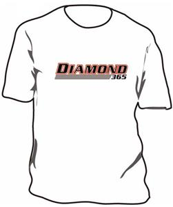 Diamond DT-365 Baseball Short Sleeve Sport Shirt