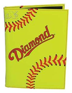 Diamond Baseball/Softball Notebooks