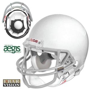 All-Star Jr. Lite Youth NOP Football Helmets