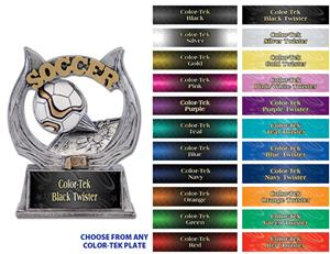 "Hasty Awards 6"" Soccer Ultimate Resin Trophy"