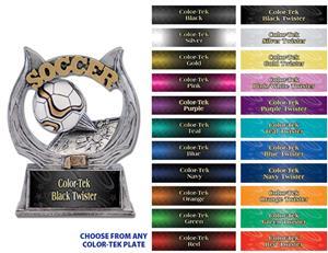 "Hasty Awards 6"" Soccer Ultimate Resin Trophy"