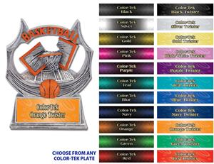 Hasty Awards 6&quot; Basketball Ultimate Resin Trophies