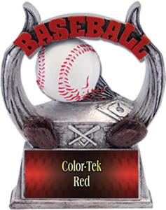Hasty Awards 6&quot; Baseball Ultimate Resin Trophy
