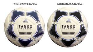 CLOSEOUT-ADIDAS TANGO TOURNOI Soccer Balls (# 5)