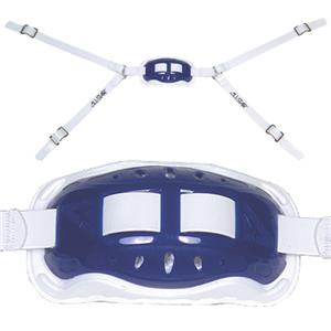 All-Star Youth Hard Cup High Hook-Up Chin Straps
